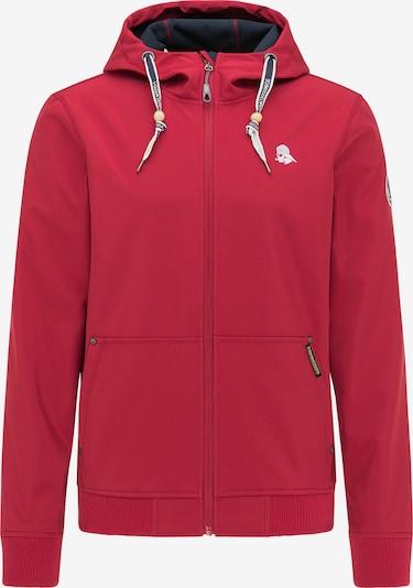 Schmuddelwedda Functional jacket in red, Item view