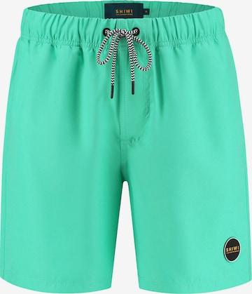 Shorts de bain Shiwi en vert