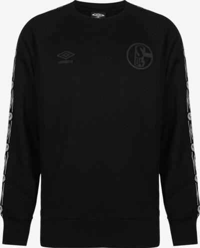 UMBRO Sweatshirt in schwarz, Produktansicht