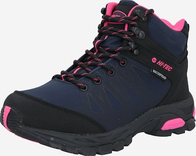 HI-TEC Boots 'RAVEN' en bleu marine / rose / noir, Vue avec produit