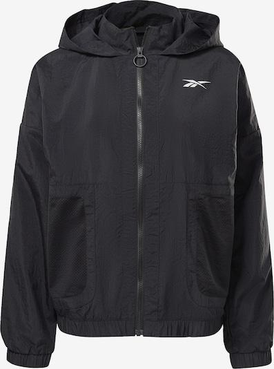 REEBOK Jacke in schwarz, Produktansicht