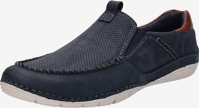 bugatti Schuh in dunkelblau, Produktansicht