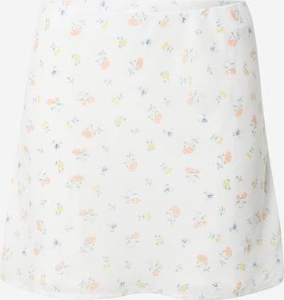 Cotton On Nederdel 'KAITY' i blandingsfarvet / hvid, Produktvisning