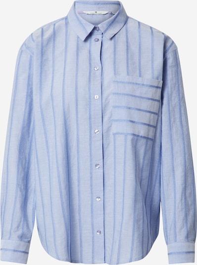 Bluză TOM TAILOR pe albastru, Vizualizare produs