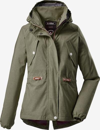 KILLTEC Přechodná bunda 'Visby' - khaki, Produkt