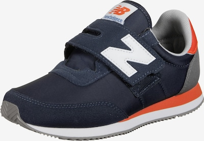 new balance Sneaker 'YV720' in navy / orange / weiß, Produktansicht