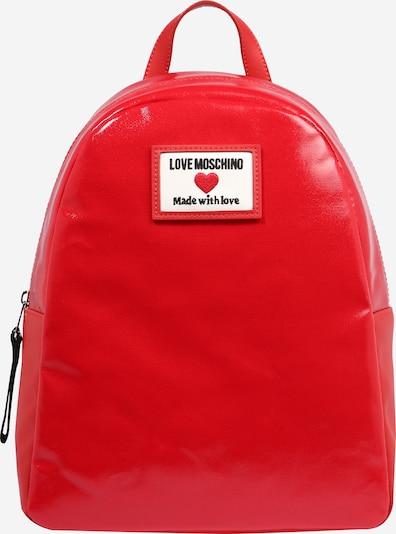 Kuprinė iš Love Moschino , spalva - raudona, Prekių apžvalga