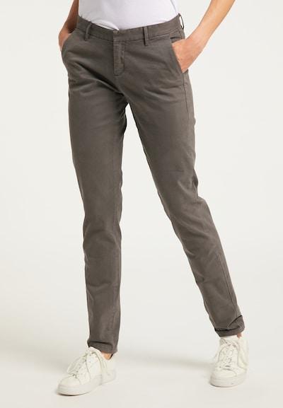 DreiMaster Vintage Hose in oliv, Modelansicht