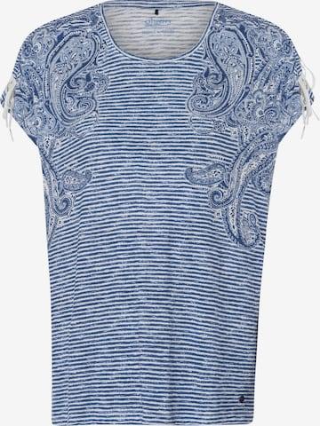 Olsen T-Shirt in Blau