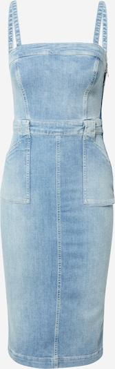GUESS Kleid 'UMA' in hellblau, Produktansicht