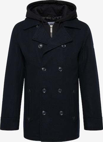 MO Between-Season Jacket in Blue