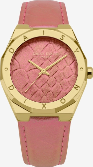 DAISY DIXON Analog Watch in Gold / Pink, Item view