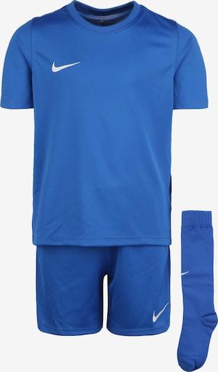 NIKE Trainingsanzug 'Park 20' in blau / weiß, Produktansicht