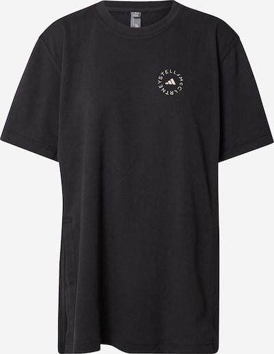 adidas by Stella McCartney T-shirt fonctionnel en rose ancienne / noir, Vue avec produit