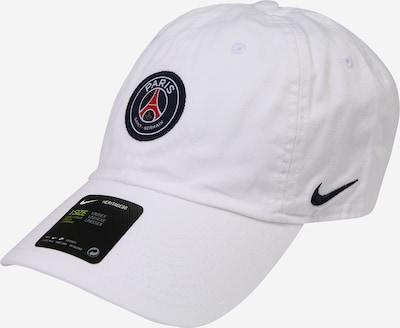 Sportinė kepurė 'Paris Saint-Germain' iš NIKE , spalva - juoda / balta, Prekių apžvalga