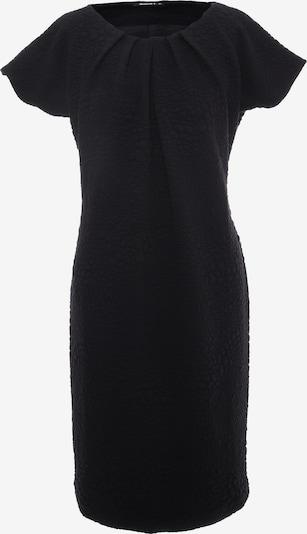 Madam-T Kokerjurk 'Balasha' in de kleur Zwart, Productweergave
