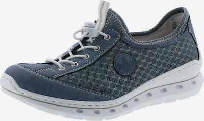 RIEKER Låg sneaker i mörkblå, Produktvy