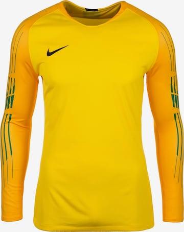 NIKE Torwarttrikot 'Gardien II' in Gelb