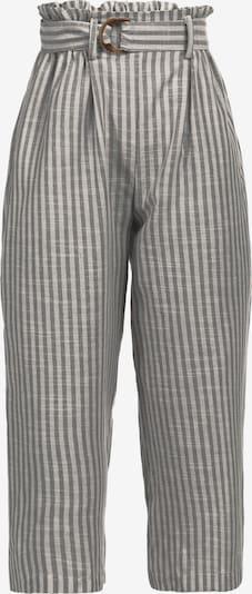DreiMaster Vintage Pantalón plisado en marino / blanco, Vista del producto