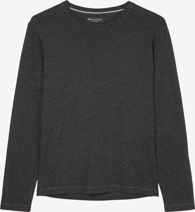 Marc O'Polo Sweatshirt in dunkelgrau, Produktansicht