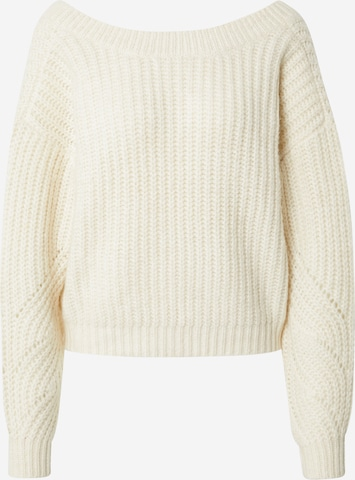 VERO MODA Sweater 'PIXIE' in Beige