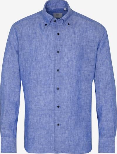 ETERNA Hemd in blaumeliert, Produktansicht