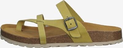 COSMOS COMFORT Séparateur d'orteils en jaune, Vue avec produit