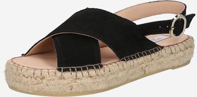 Steven New York Sandály 'MARLIE' - černá, Produkt
