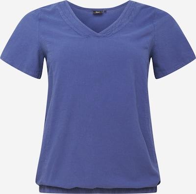Tricou 'JEASY' Zizzi pe albastru regal, Vizualizare produs