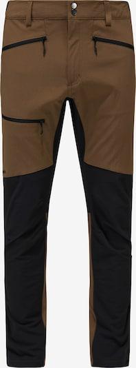 Haglöfs Outdoorhose 'Rugged Flex' in braun / schwarz, Produktansicht