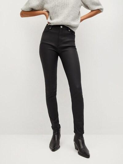 Jeans 'Noa' MANGO pe negru, Vizualizare model