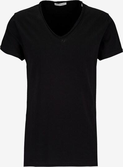 Young Poets Society T-Shirt 'Malik' in schwarz, Produktansicht
