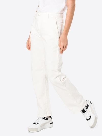 Carhartt WIP Hose 'Pierce' in offwhite, Modelansicht