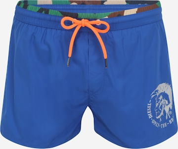 Shorts de bain DIESEL en bleu