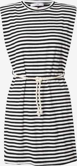 Hailys Φόρεμα 'Cassy' σε μαύρο / λευκό, Άποψη προϊόντος