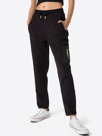 Tommy Jeans Pants in Black, View model