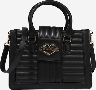 Love Moschino Handtasche in schwarz, Produktansicht
