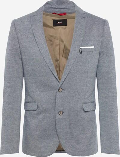 CINQUE Veste de costume 'CILENTO' en bleu-gris, Vue avec produit