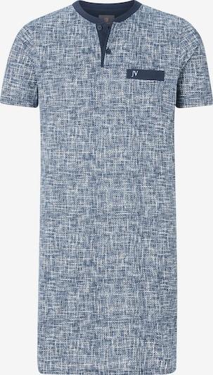 Jan Vanderstorm Nachthemd 'Atreju' in taubenblau, Produktansicht