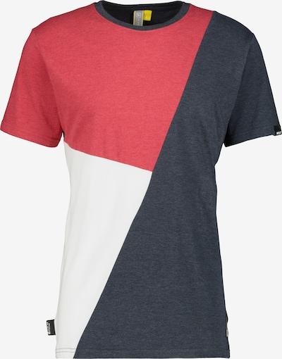 Tricou 'Stan' Alife and Kickin pe bleumarin / roșu / alb, Vizualizare produs