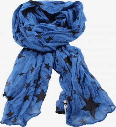 CODELLO Krinkelschal in One Size in blau / schwarz, Produktansicht