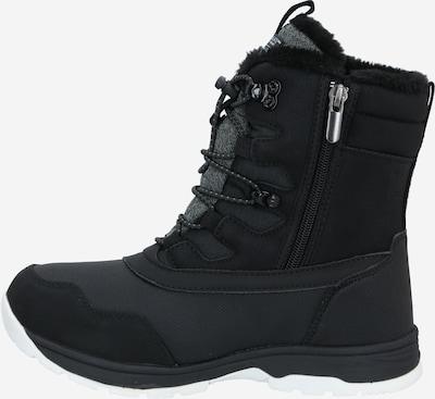 ICEPEAK Škornji | črna barva, Prikaz izdelka