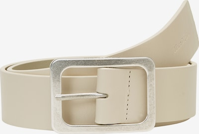 Marc O'Polo Belt in Silver / Pearl white, Item view
