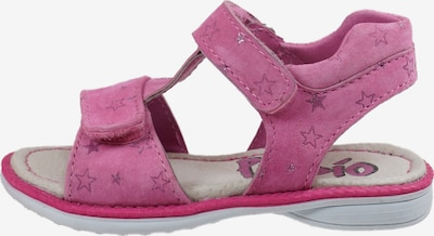 Pio Sandale in pink, Produktansicht