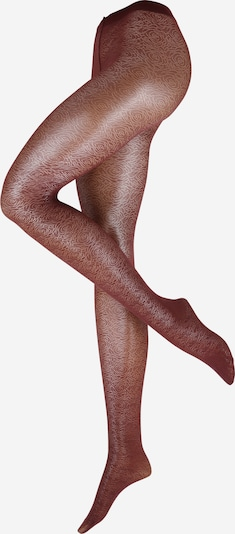 FALKE Fijne panty 'Ophelia TI' in de kleur Wijnrood, Productweergave