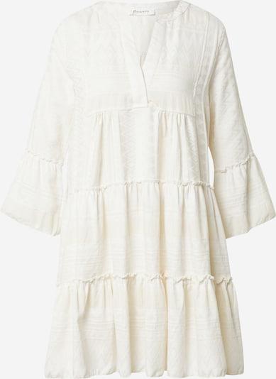Flowers for Friends Robe en blanc / blanc cassé, Vue avec produit
