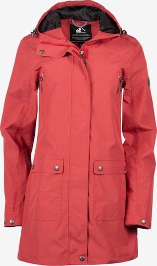 Whistler Parka Bamina W Long W-PRO 10000 in rot, Produktansicht