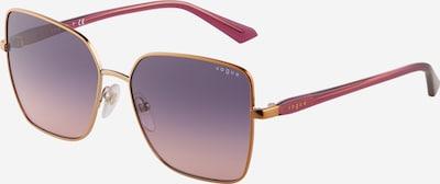 VOGUE Eyewear Sunglasses '0VO4199S' in Dark blue / Gold / Pink / Raspberry, Item view