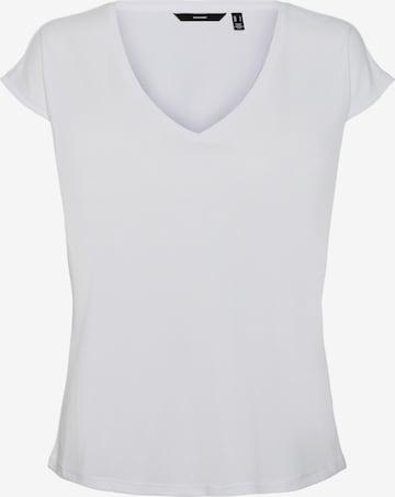 T-shirt 'Filli' VERO MODA en blanc