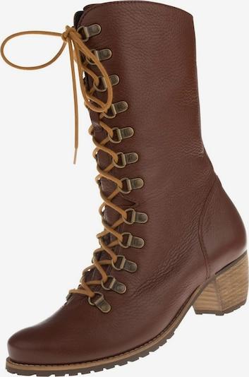 Natural Feet Stiefel 'Livigno' in braun, Produktansicht